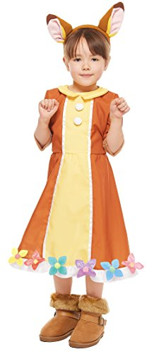 Bambi Costume Girl (Disney's Bambi Costume -- Girl's S Size)