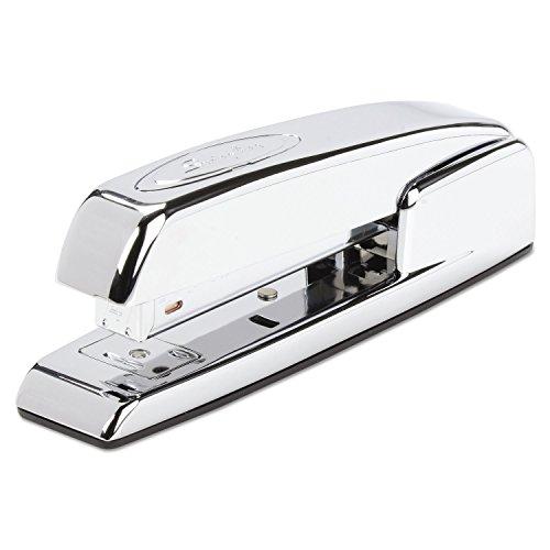 (Swingline 74720 747 Business Full Strip Desk Stapler, 25-Sheet Capacity, Polished Chrome)