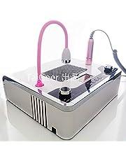 30000RPM Handpiece Nagel Stofzuiger stofafzuiging 108W LED UV-lamp 4 in 1 Elektrische Nail Machine van de Boor Nail File Tool Nail Art Equipment Kit