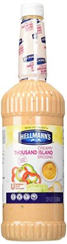 ar Bottle Thousand Island Dressing 32 ounces 6 count ()