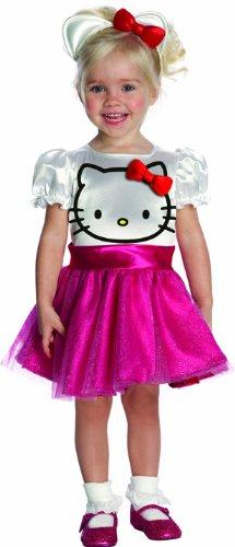 hello kitty tutu dress toddler costume