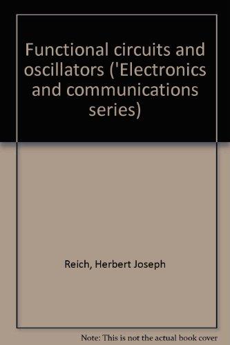 Functional circuits and Oscillators