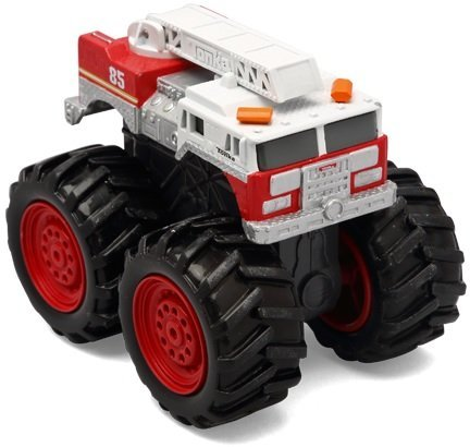 Tonka Die Cast Monster Trucks - Extreme Extinguisher Fire Engine by Funrise (Fire Monster Truck)