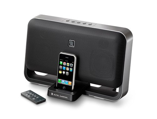 Altec Lansing T612 Digital Speaker for iPod and iPhone (Black)