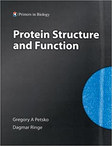 Protein Structure And Function 9780878936632 Medicine Health Science Books Amazon