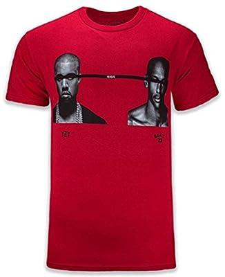 Jordan & Escobar New Funny Print T-Shirt
