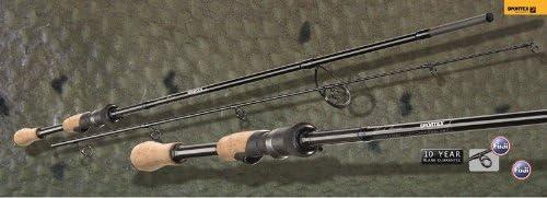 Sportex Black Arrow BA2703 - Caña de pescar para técnica spinning ...