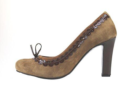 35 Pulidor Ante Mujer De 37 36 38 40 Vestir Melluso Zapatos Para PTxFqAg7
