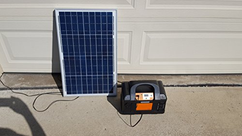 Xantrex Solar Generator Plug N Play Kit with Wagan Powerp...