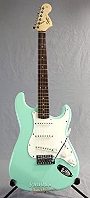 Squier by Fender Affinity Left Hand Stratocaster - Brown Sunburst - Rosewood Fingerboard by Squier by Fender