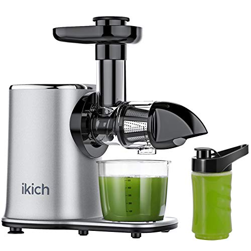 IKICH Masticating Juicer Machines 2-Speed Slow