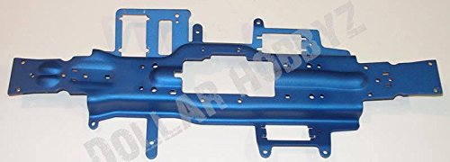 Traxxas NEW Revo 3.3 6061 T6 ANODIZED EXTENDED ALUMINUM CHASSIS & BRACE ()