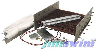 (Raypak 006709F Tube Bundle (See Warning Note) - Model 265A,)