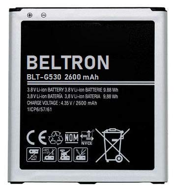 52f5364f2ce BELTRON Replacement Battery for Samsung Galaxy Grand Prime G530, Galaxy J3,  Galaxy On5 G550