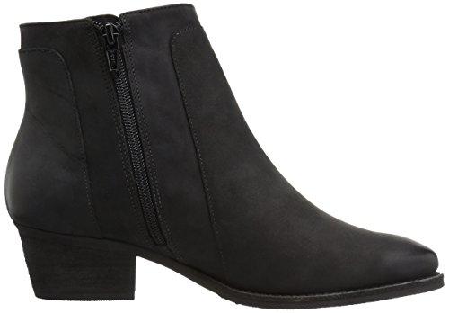 Ankle Cradles Walking Galveston Boot Women's Black Distressed wt44q1dg