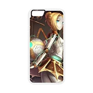League Of Legends iPhone 6 Plus 5.5 Inch Cell Phone Case White 8You291481