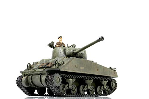 Forces of Valor 1:32 British M4A4 Sherman Firefly Mk. VC Medium Tank - 24th Lancer, 13th/18th Hussars, 8th Armoured Brigade, Normandy. 1944