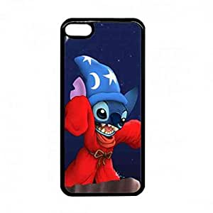 Cute Lilo And Stitch Ipod Touch 6 Cell Phone funda Black For Best Gift