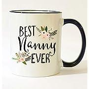 Best Nanny Ever Mug Nanny Mug Nanny Gift