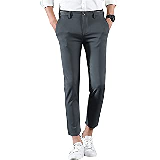 Men's Grey Trousers