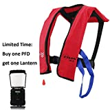 Best Automatic Pfds - Eyson Inflatable Life Jacket Life Vest Basic Automatic/Manual Review