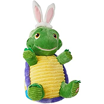 Amazon hallmark whirlin twirlin turtle interactive stuffed hallmark whirlin twirlin turtle interactive stuffed animal 10 interactive stuffed animals negle Image collections