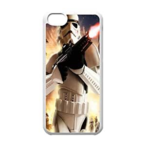 iPhone 5c Cell Phone Case White Star Wars SUX_044901
