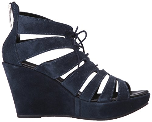 Cordani Womens Rally Navy Mocka
