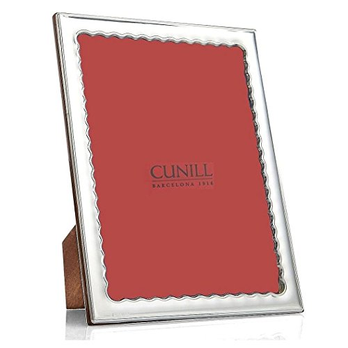 DRIFTS Fine Sterling Silver 4x6 frame by Cunill - 5x7 by Cunill Silver Barcelona®