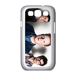 Samsung Galaxy S3 9300 Cell Phone Case Covers White Two Door Cinema Club g1863827