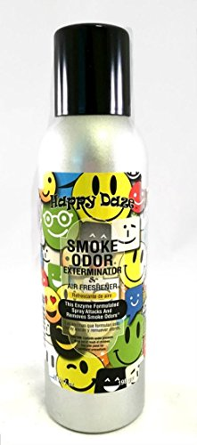 Paul Hoge Creations Smoke Odor Exterminator 7oz Large Spray, Happy Daze