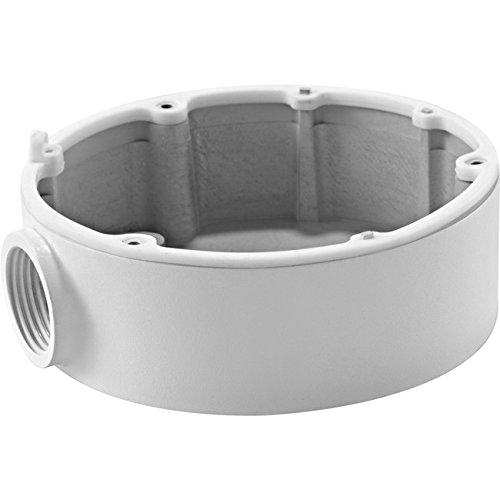 Hikvision CB110 Bracket, Conduit Base, White