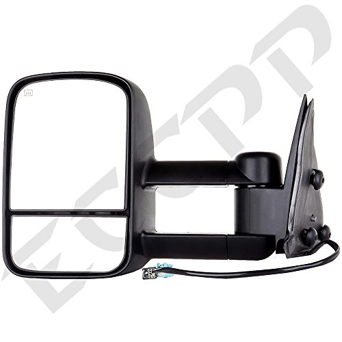 ECCPP Towing Mirrors Pair Set For 2003-2006 Chevy
