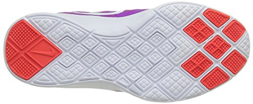Nike Wmns Lunar Lux Tr, Zapatillas de Gimnasia para Mujer Azul (Hypr Vlt / White-Brght Crmsn-Cl)