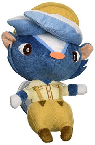 "Little Buddy USA Animal Crossing New Leaf Kicks/ Shank 8"" Plush"