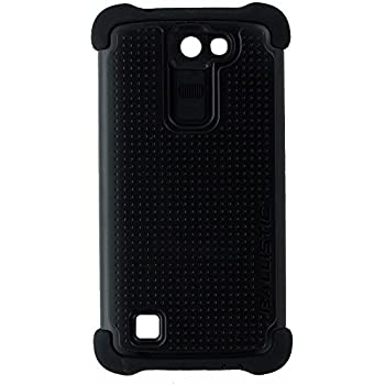 newest 45c8c 435a9 Ballistic Tough Jacket Maxx Series Case with Holster Clip & Screen  Protector for the LG K8 - Black - Will Not Fit LG K8 Smartphone Released in  2017
