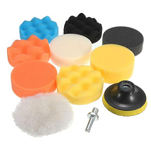 CANOPUS Buffing Pad Kit