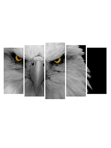999Store Multiple Framed Printed Angry White Bird Canvas Painting