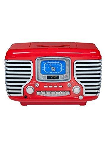 Brand New Crosley Radio Corsair Cd Player