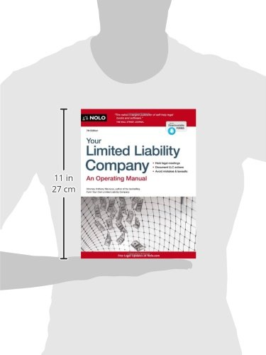 Your Limited Liability Company: Anthony Mancuso: 9781413319064 ...