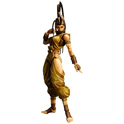 Square Enix Super Street Fighter IV Ibuki Play Arts Kai Action Figure: Toys & Games