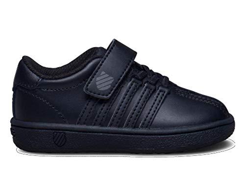 K-Swiss Classic VN VLC Shoe, Black/Black, 10 M US -