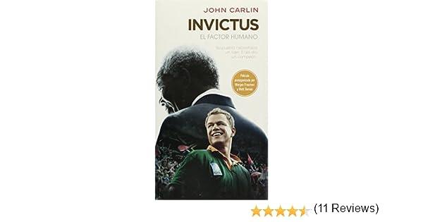 El factor humano/The Human Factor: Amazon.es: John Carlin, Maria Luisa Fernandez Tapia: Libros