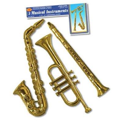 Plastic Horns Decorations