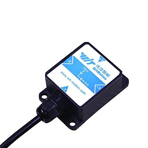 HWT901B 10 Axis Attitude Sensor Accelerometer BMI160 Gyroscope