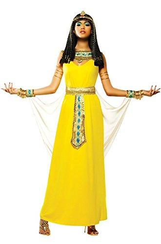 Womens Goddess Cleopatra Costume