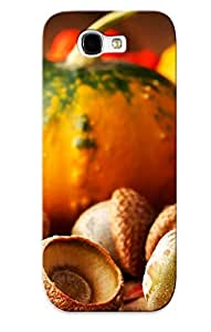 LURfGLX2303tUosU Anti-scratch Case Cover Bewailhyper Protective Peanuts Thanksgiving Case For Galaxy Note 2