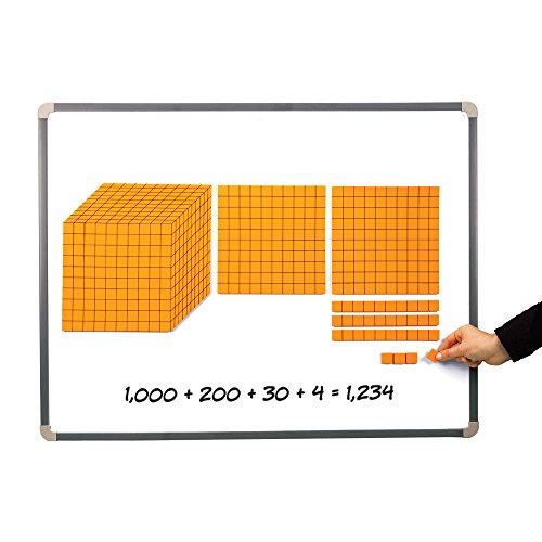 Educational Insights Foam Magnetic Pieces