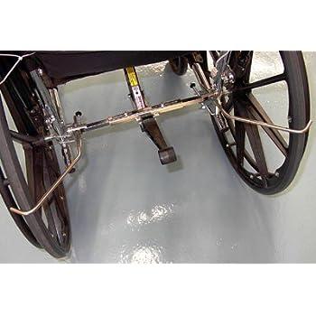 Amazon.com: Safe-T Mate Wheelchair Anti Rollback Device