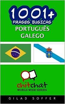 1001+ Frases básicas português - galego